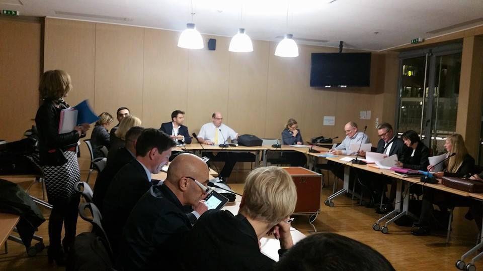 Région Auvergne Rhône-Alpes : les premières commissions ont commencé
