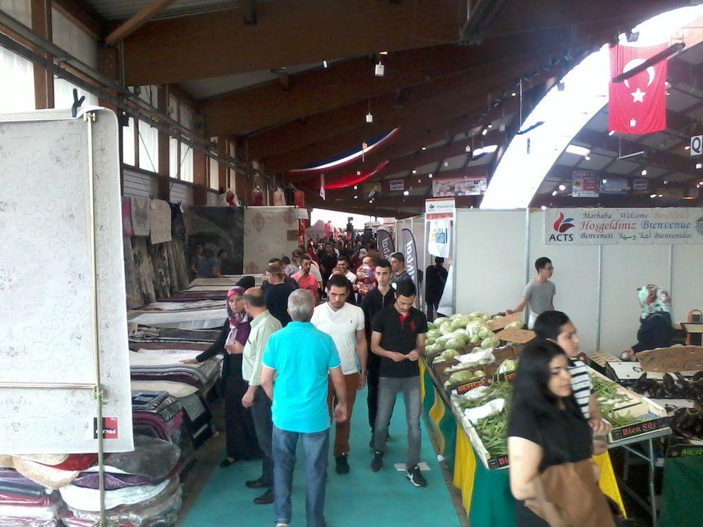 Saint-Etienne : un festival de la Turquie hautement francophobe