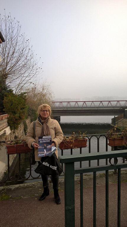 Le Front National de la Loire aux confins du département, toujours aussi motivé !