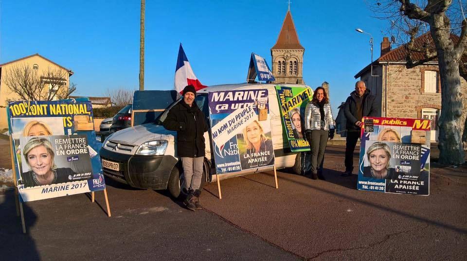 Henri et Rachel : le tandem bleu marine à la conquête de la sixième circonscription !
