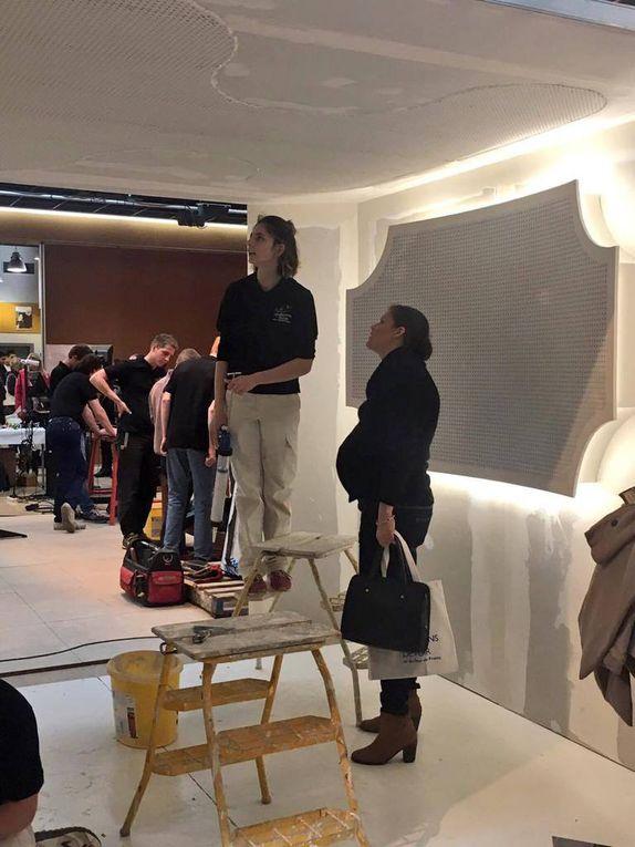 Salon des Compagnons à Rive de Gier : une première que n'a pas manquée l'équipe du FN de la 3ième Circonscription !
