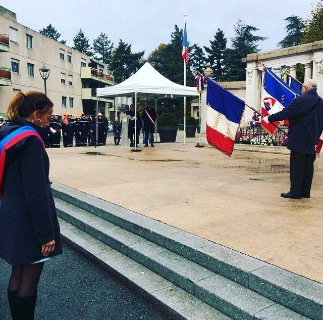 Vos élus FN de la Loire rendent hommage aux poilus