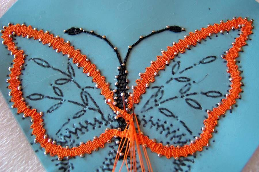 La ronde des papillons 04......