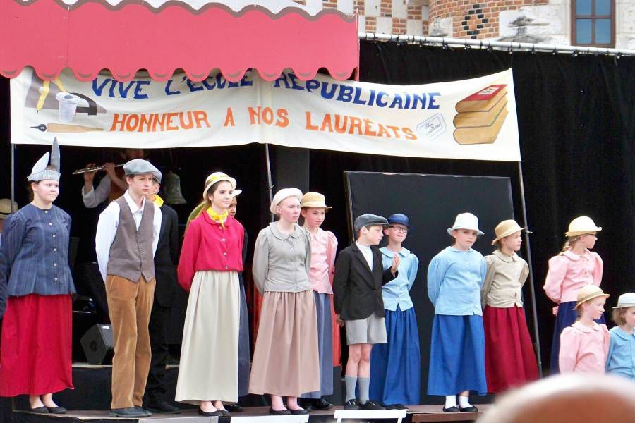 Spectacle: &quot&#x3B;Le grand chambard&quot&#x3B;...