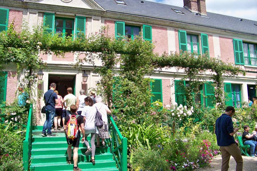 La fondation de Monet.....