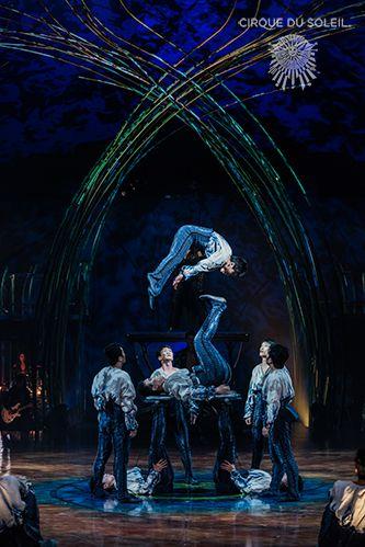 Amaluna: Le féérique, magique &amp&#x3B; époustouflant show du Cirque du Soleil!