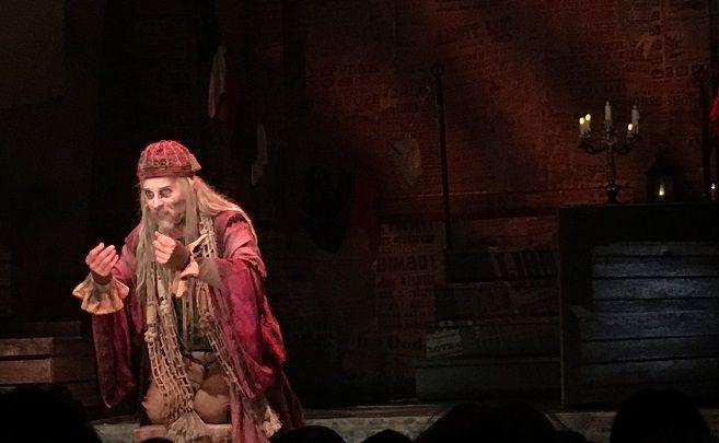Oliver Twist, le musical : Un spectacle digne des grands shows de Broadway