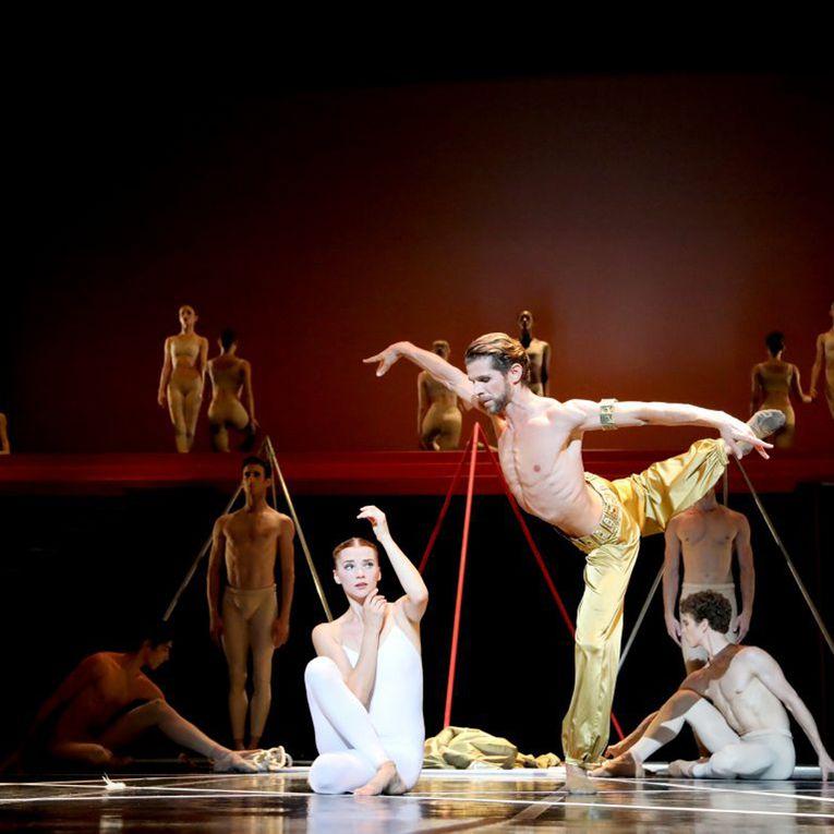 Le Béjart Ballet Lausanne enchante le Palais des Congrès