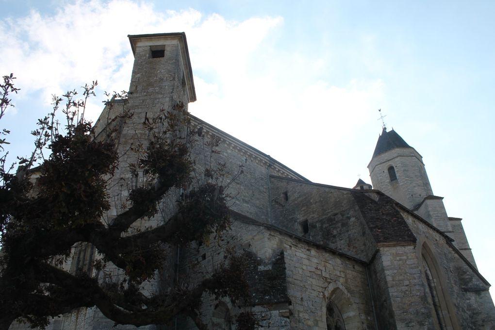 En passant par Martel et Rocamadour