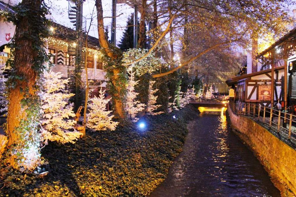 Quand se termine la magie de Noël en pays alsacien...