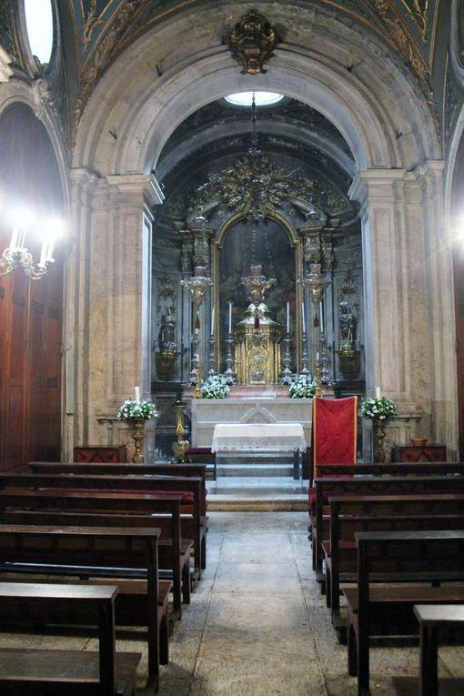 De la Se Patriarcal au  castelo de Sao Jorge
