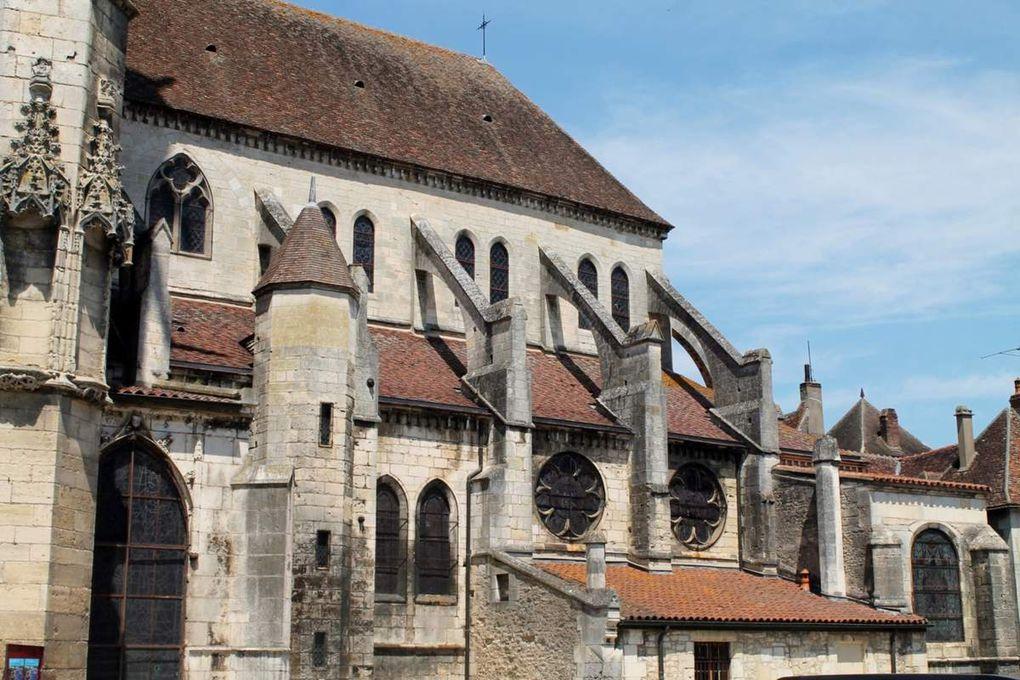 Clamecy, cité médiévale du Haut-Nivernais
