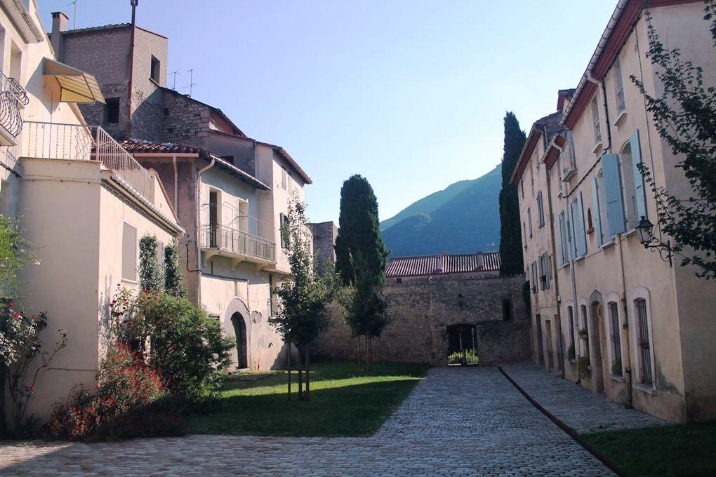 Arles-sur-Tech et son abbaye bénédictine