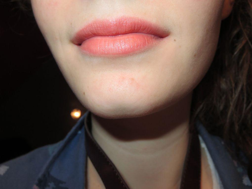 �Mes rouge à lèvres  (2)