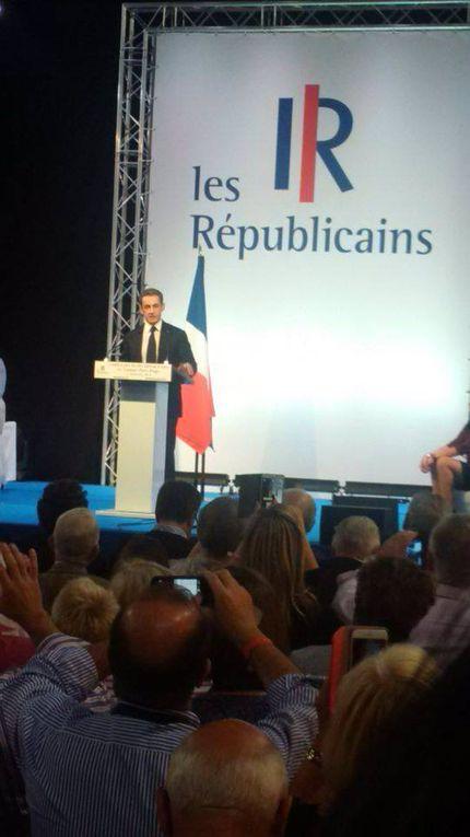 Les Jeunes Républicains Meuse au Campus national du Touquet