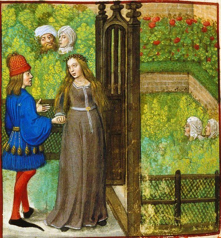 Le Roman de la Rose.