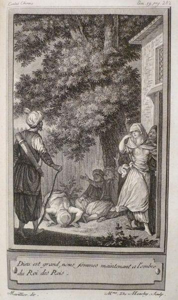 Le cabinet des fées ou, Collection choisie des contes des fées, et autres contes merveilleux (1785)
