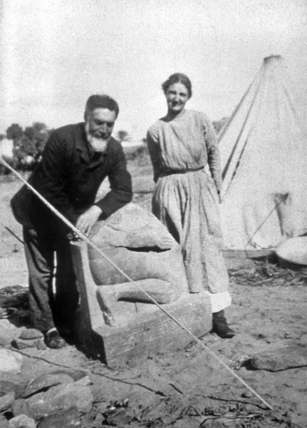 Un voyage en Egypte, après 1900 -4/4-