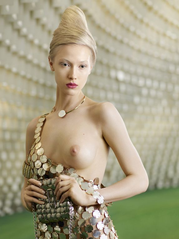 Photos de Sacha Goldberger: '' Le jardin Secret ''