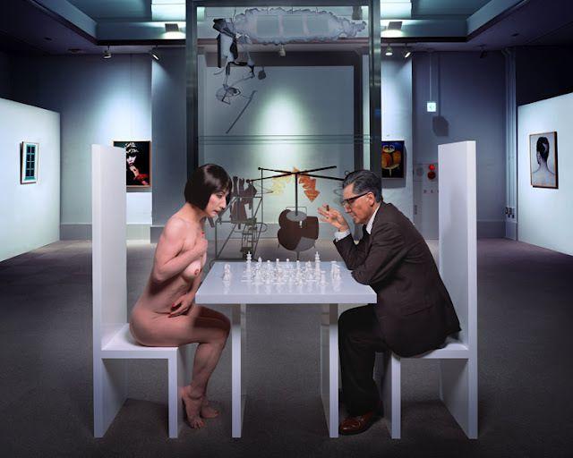 Homme-Femme : un jeu d'Echecs...