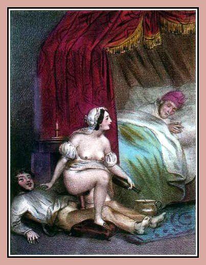 Le XIXe siècle avec E. et A. Devéria