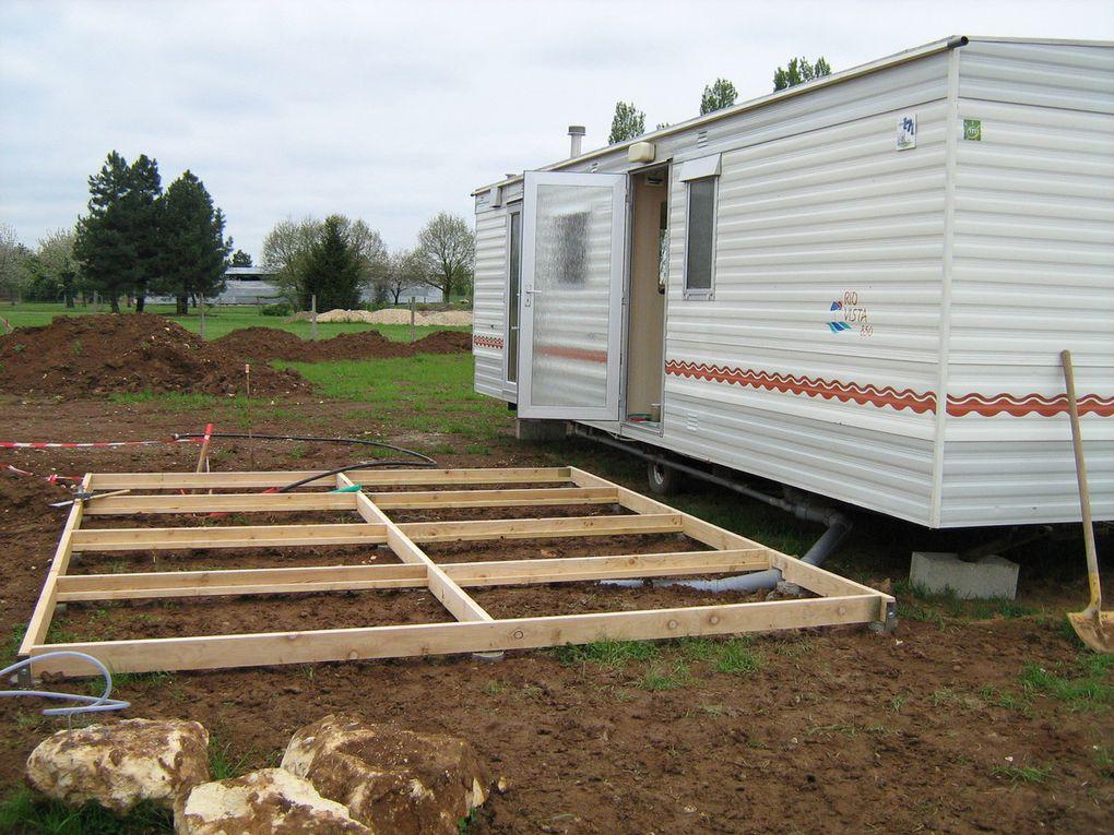 un beau plancher pour danser notre petite maison dans la prairie. Black Bedroom Furniture Sets. Home Design Ideas