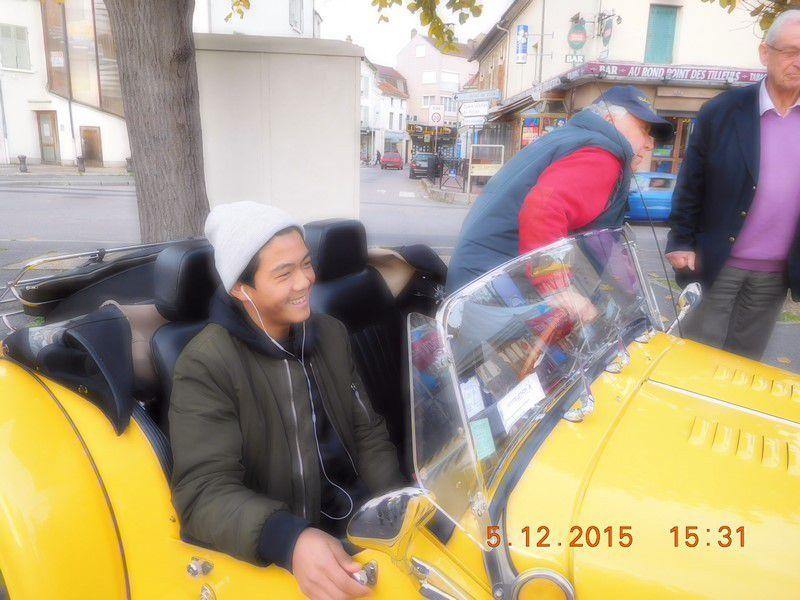 Téléthon 2015 à Conflans...