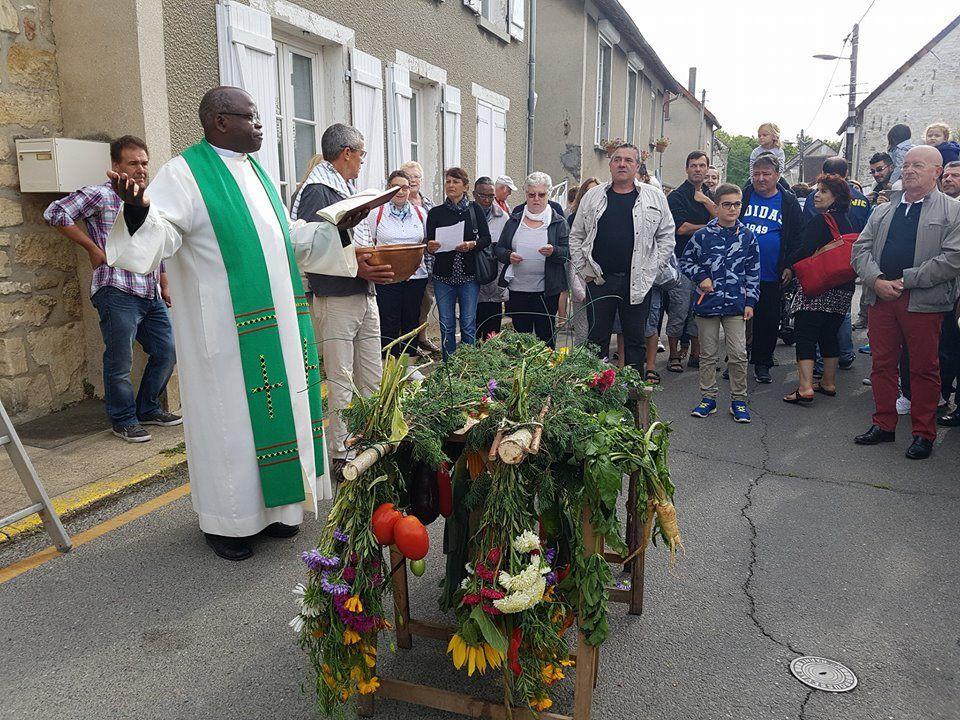 Rendez-vous mensuel et Fête de la Saint Fiacre...