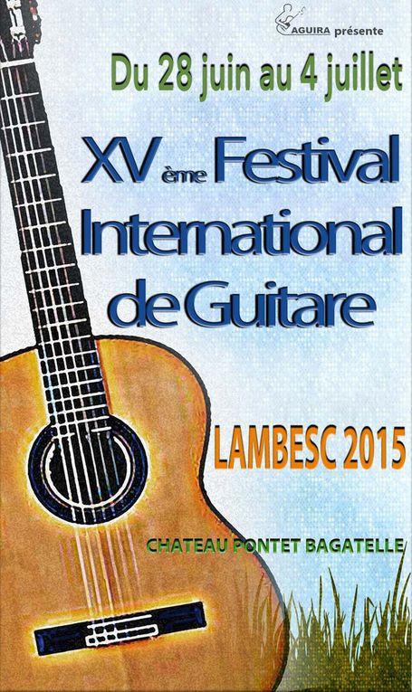 Album Festival Lambesc 2015