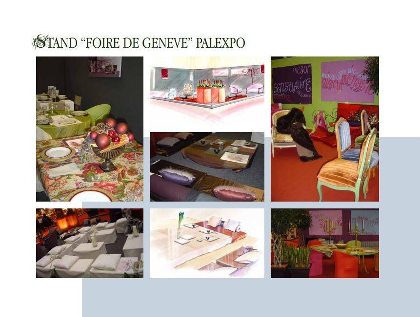 Genève / Marrakech - De 2010 à 2013