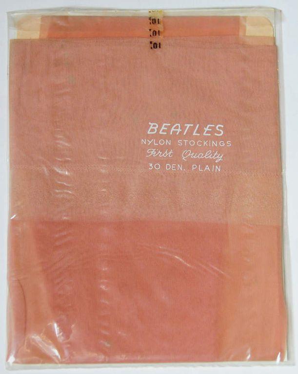 BEATLES Nylon Stockings vintage