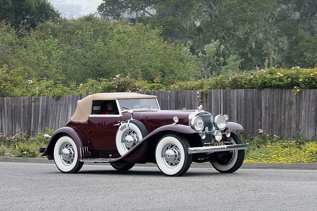 voitures de legende  502    stutz dv