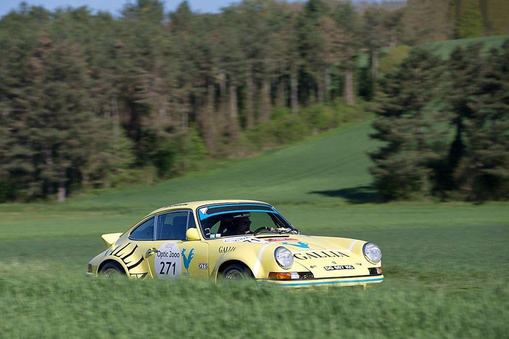 VOITURES DE LEGENDE (523) : PORSCHE 911 CARRERA  RSR 2.8 - 1973