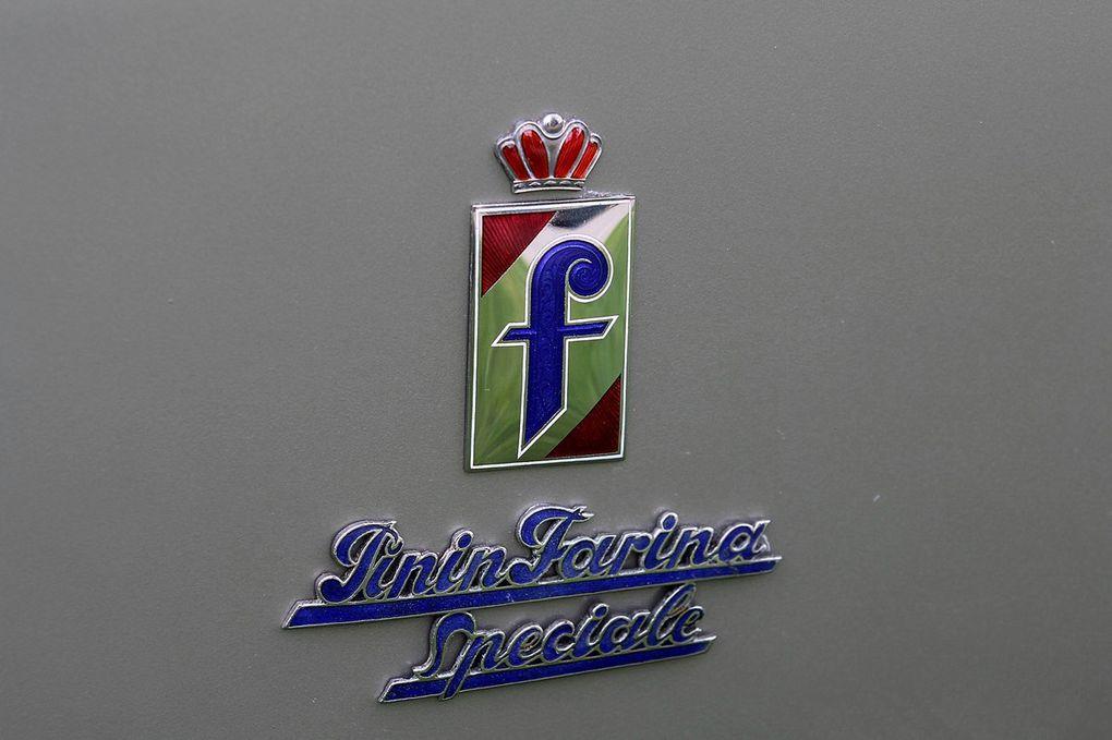 VOITURES DE LEGENDE (531) : ALFA ROMEO 6C 2500 SPORT  PININ FARINA CABRIOLET - 1946