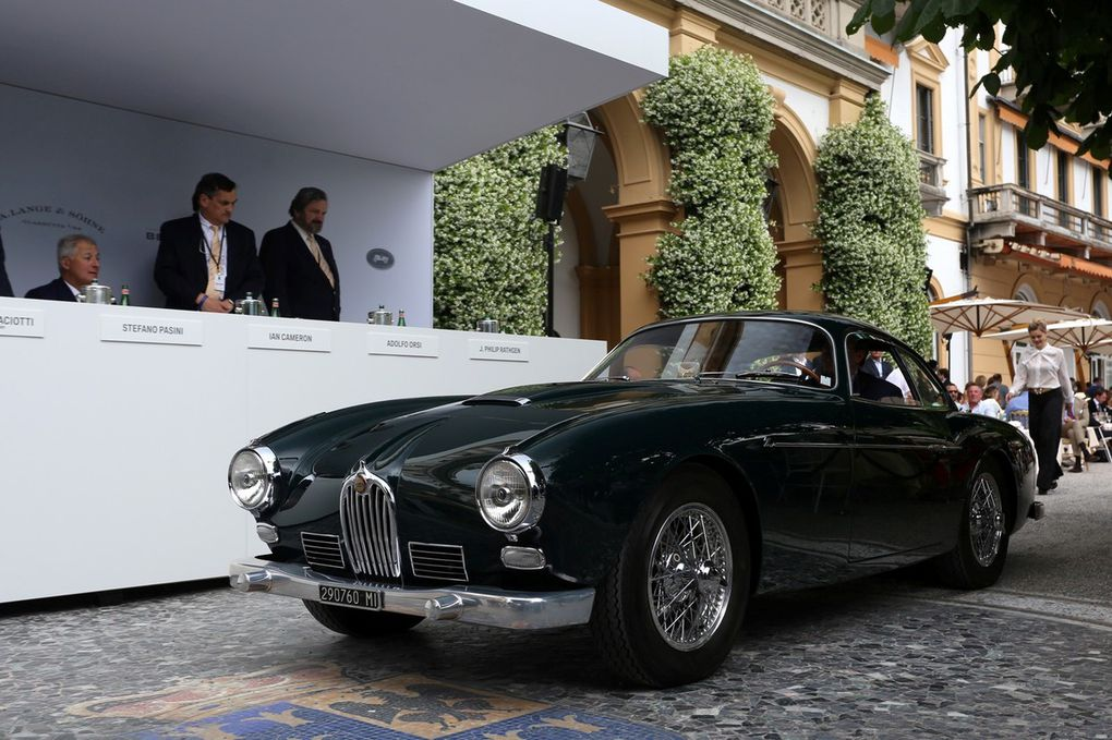voitures de legende 540 jaguar xk140 zagato coupe 1957 victor association. Black Bedroom Furniture Sets. Home Design Ideas