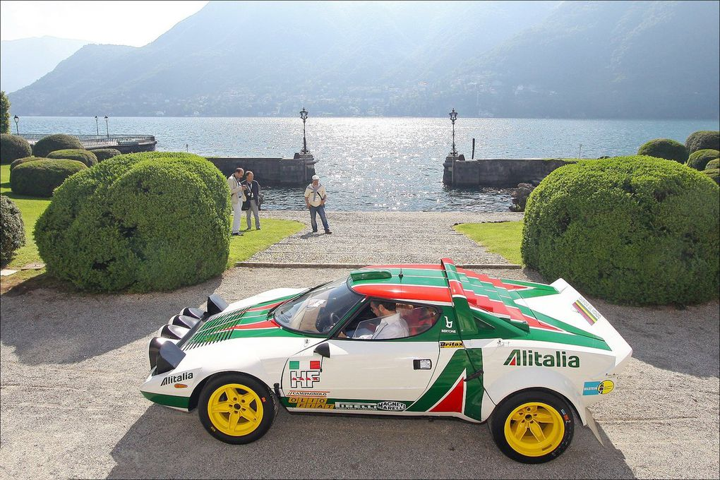 VOITURES DE LEGENDE (552) : LANCIA STRATOS HF &quot&#x3B;GROUPE 4&quot&#x3B; - 1976
