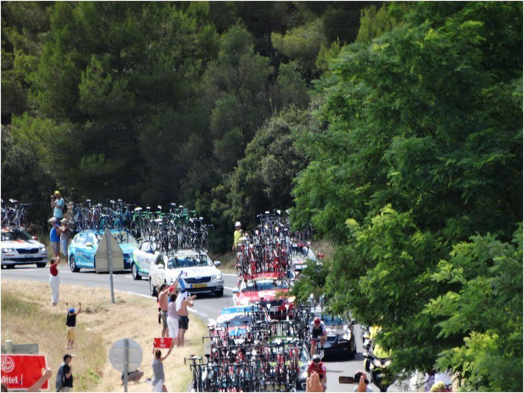 Tour de France (Abbaye de Valmagne)