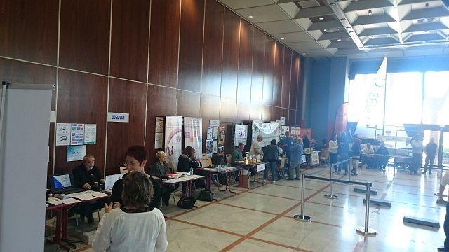 Cap emploi au 8ème Forum du handicap de l'Est-Var à Saint Raphaël (3 mai 2017)
