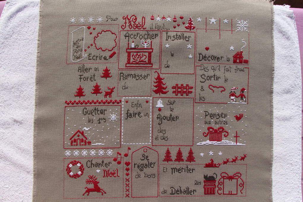 &quot&#x3B;Pour Noël il faut....&quot&#x3B; de Jardin Privé