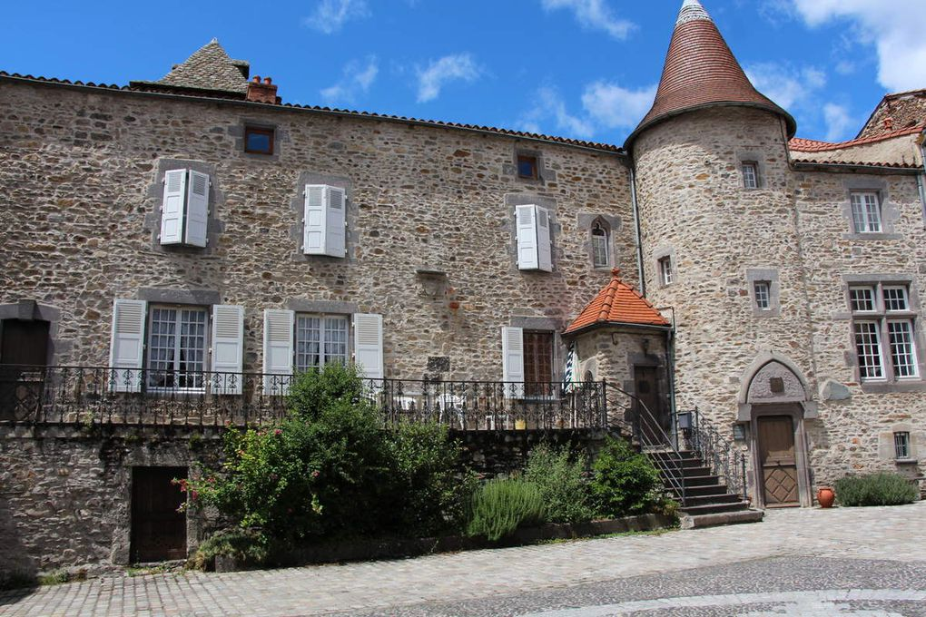 Blesle plus beau village de France