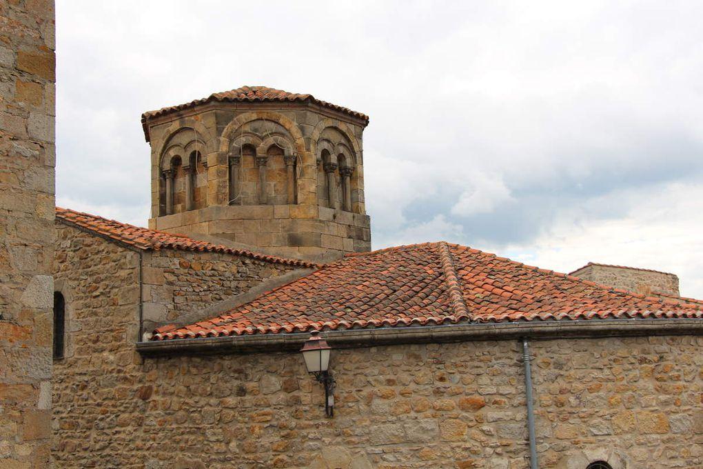 Montpeyroux plus beau village de France et La Sauvetat