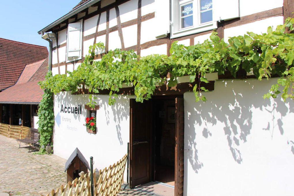 Brocante de broderies à Kutzenhausen