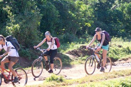 Quelques photos de Trekking dans la région de Manakara