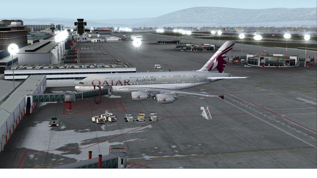 Le gagnant : Francis Danaüs avec Un vol d'entrainement au paradis, au large des îles d'Hawaii.