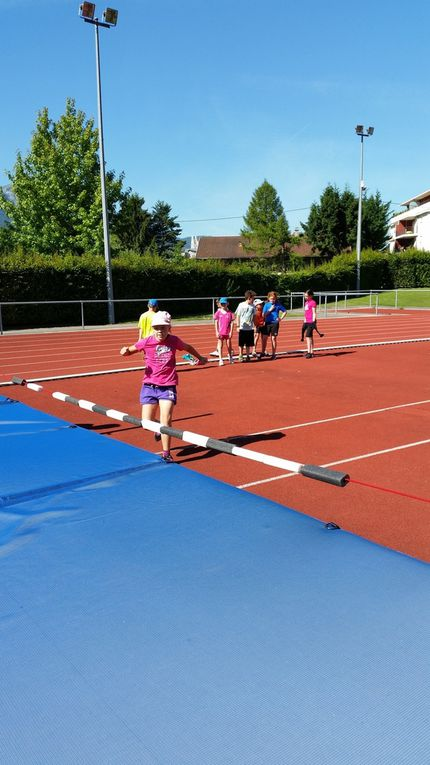 Rencontre athletisme cycle 2