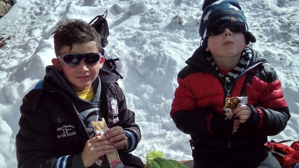 Ski de fond cycle II à La Vuagère