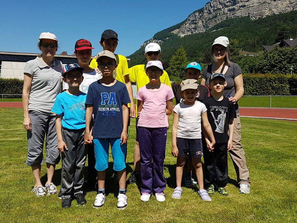 Rencontre USEP Athlé 2016