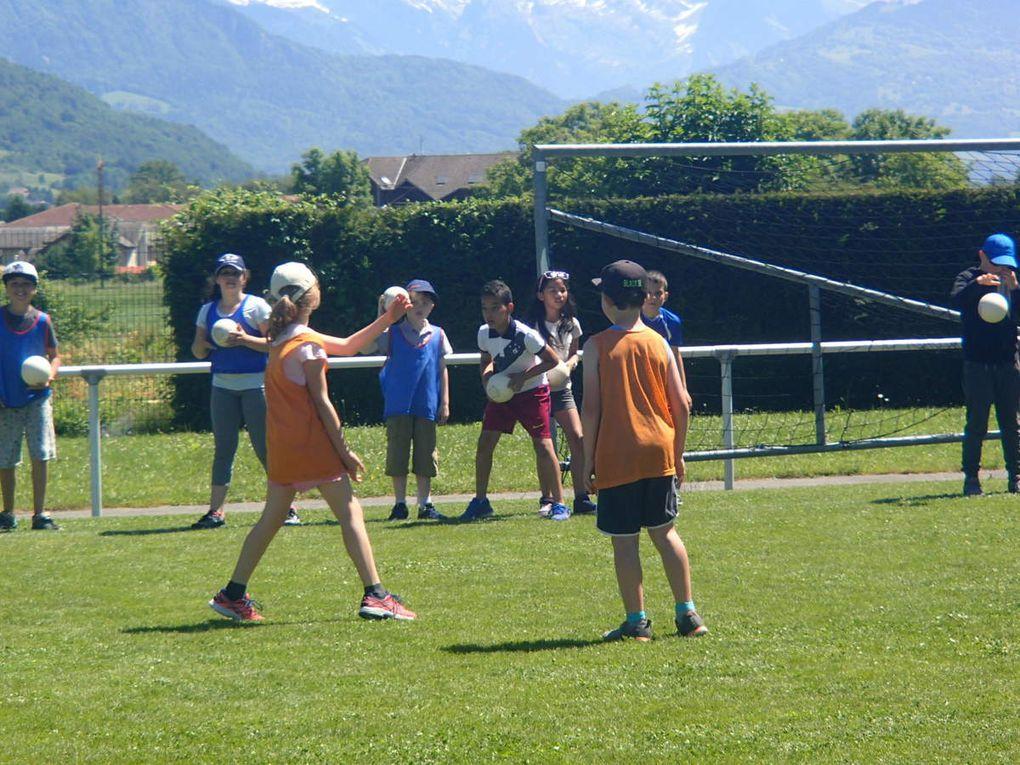 Tournoi de Handball USEP