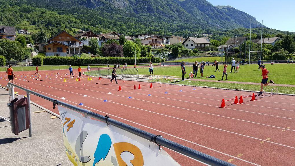 Rencontre USEP Athlétisme