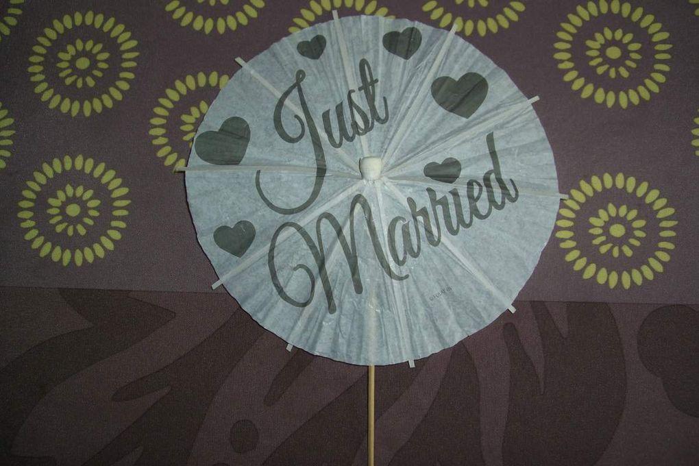 Notre remerciement et albums de mariage